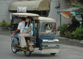 Tricycle Madam philippine